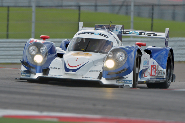 Chris Dyson sprung a surprise to take pole position (Credit: Kelsi Nilsson)