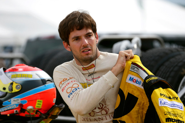 Sean Edwards (Credit: Porsche)