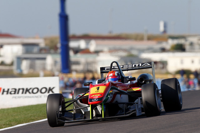 Roman Marciello heads to home soil this weekend (Credit: FIA F3 European Championship)