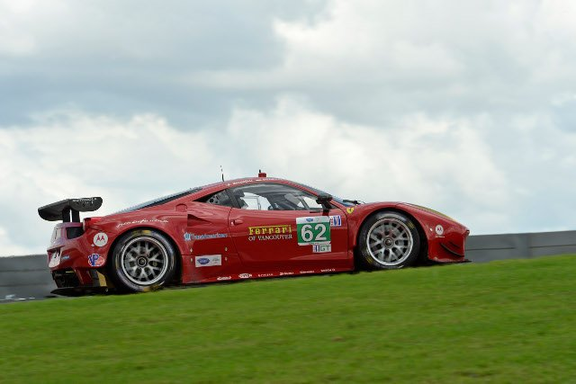 Risi won the GT class for the first time since their return to racing (Credit: ferrari.com)
