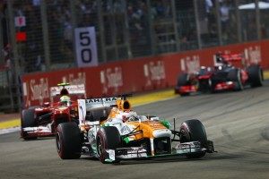 Photo Credit: Sahara Force India F1 Team