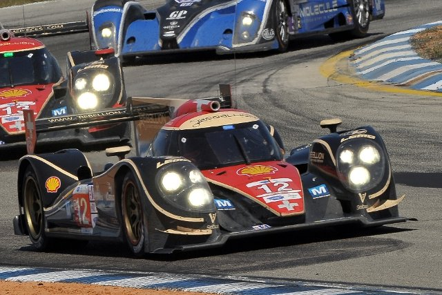 Rebellion Racing (Credit: Ryan Smith)