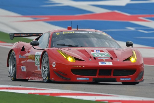 Malucelli took pole position in his first visit to VIR (Credit: Kelsi Nilsson)