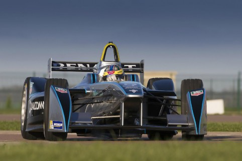 Formula E has attracted some big name teams for its maiden season (Credit: FIA Formula E)