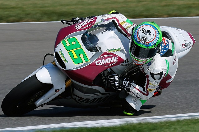 Anthony West - Photo Credit: MotoGP.com