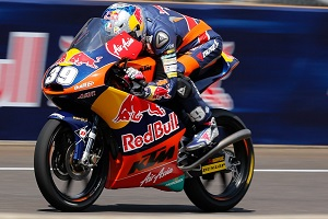 Salom recovered brilliantly from the adversity of Indiapolis (Photo Credit: MotoGP.com)