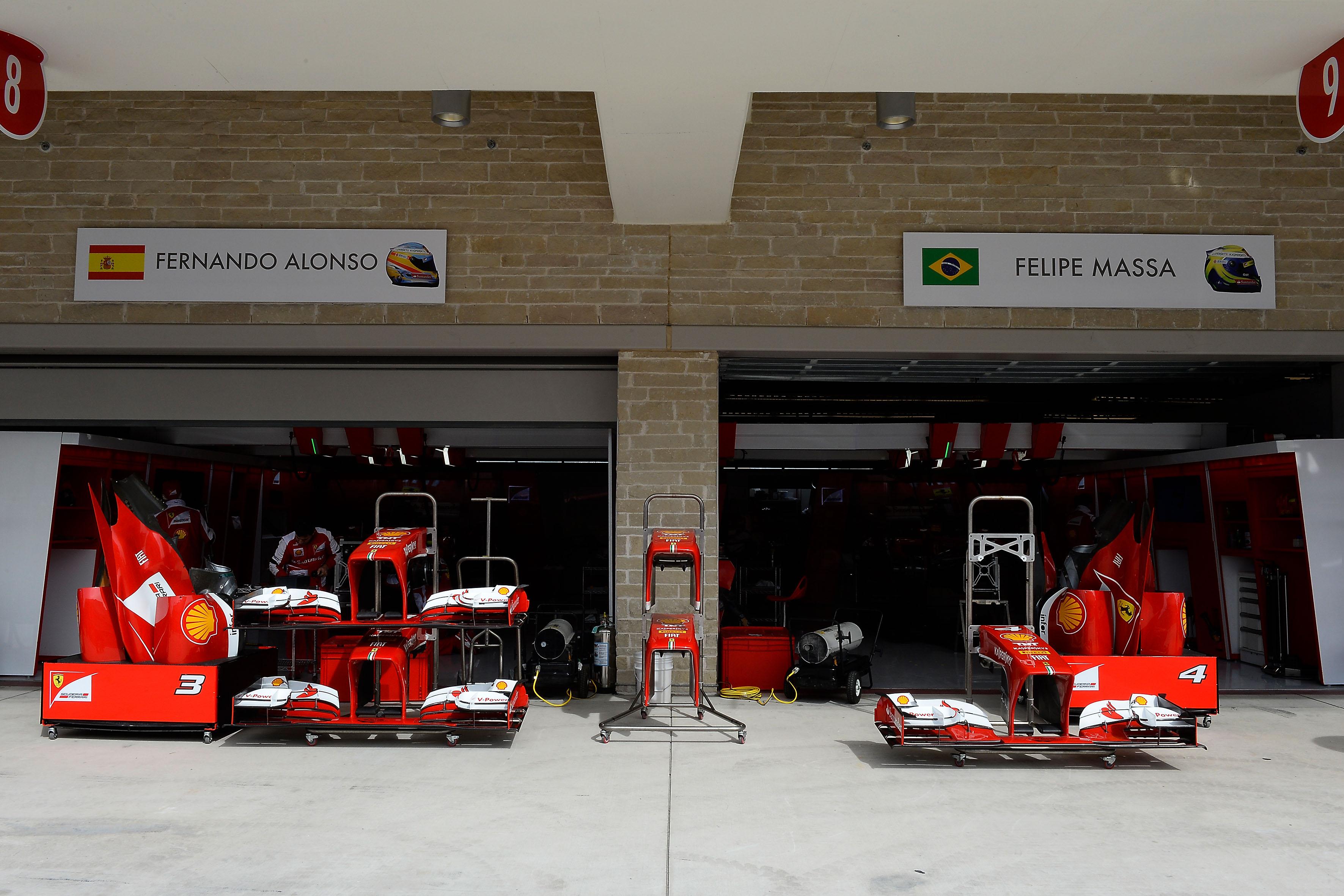 GP USA F1/2013