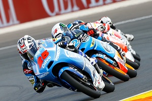 As expected, the title would be decided on the very last lap (Photo Credit: MotoGP.com)