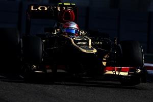 Photo Credit: Andrew Ferraro/Lotus F1 Team