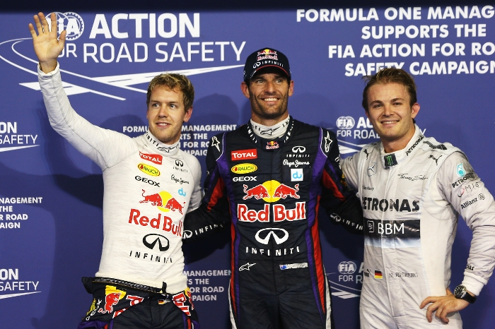 Abu Dhabi race day preview