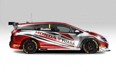 Honda's new for 2014 challenger headlines all that is new in the BTCC