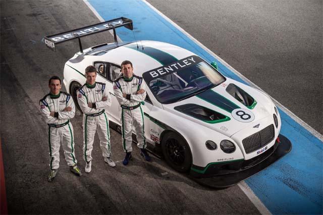 BentleyGT3