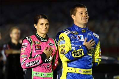Stenhouse has already taken Rookie of the Year title (Credit: Streeter Lecka/NASCAR via Getty Images)