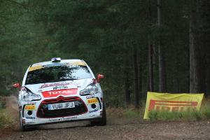 Korhonen Has Become The Sixth Finnish BRC Champion - Credit: Jakob Ebrey Photography