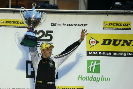 Lea Wood - 2013 Dunlop MSA British Touring Car Championship 'Jack Sears Trophy' Champion