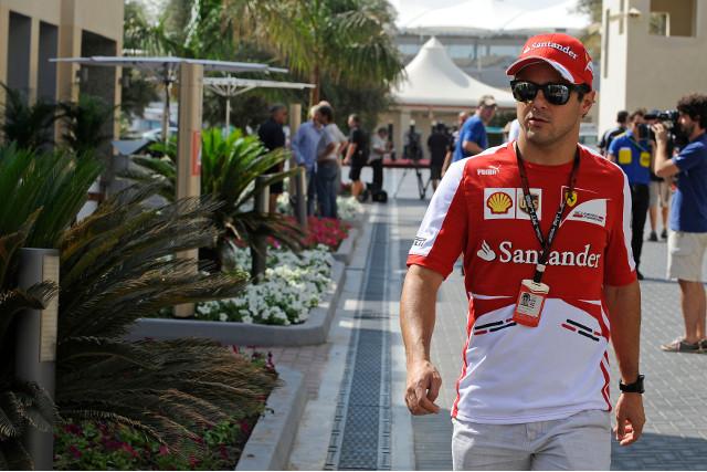 Felipe Massa - Credit: Ferrari