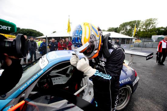 Michael Meadows - 2013 Porsche Carrera Cup Great Britain Drivers Champion