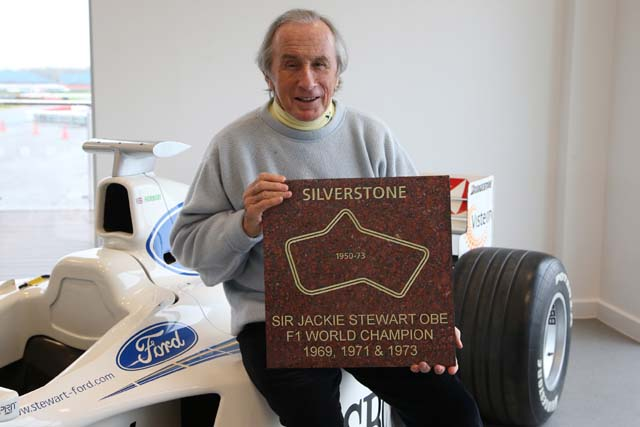 Sir-Jackie-Stewart-celebrates-the-launch-of-the-Silverstone-Wall-of-Fame-in-association-with-the-Motor-Sport-Magazine-Hall-of-Fame