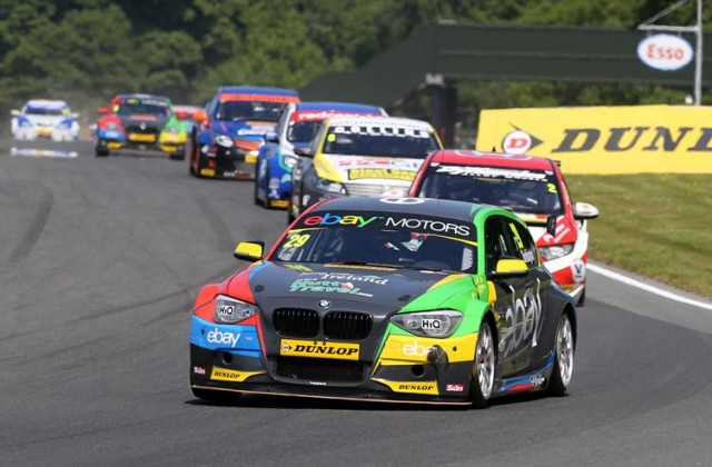 Colin Turkington starred on his return year with WSR, taking five wins along the way (Photo: btcc.net)