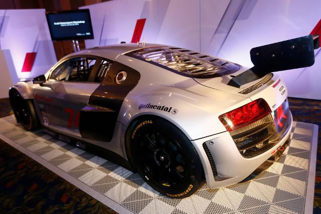 Paul Miller Racing Puts Audi Through TUDOR Championship Trials The - Paul miller audi