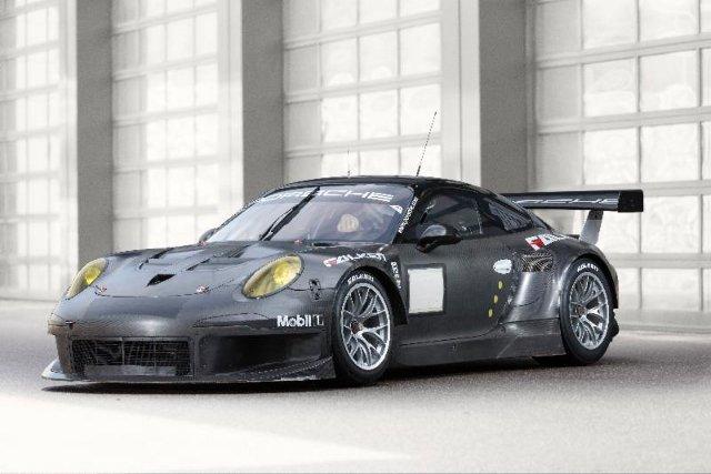 Team Falken Tire will use a 2014-spec Porsche in the new series (Credit: Team Falken Tire)