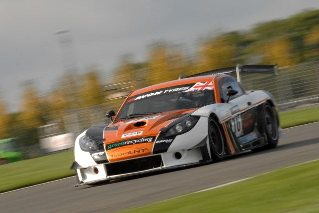 Team LNT will field a Ginetta G55 GT3 at Dubai (Credit: Chris Gurton Photography)