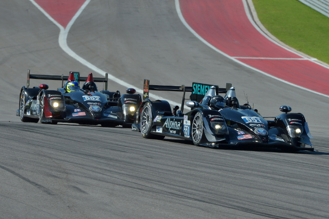 Level % will continue to run their P2 cars, alongside the PC and GTD entries (Credit: Kelsi Nilsson)