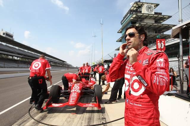 Indianapolis 500 - Practice