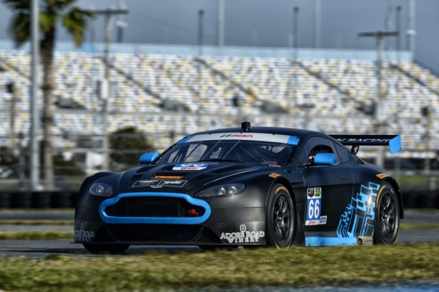 TRG-AMR will run two cars into the GTD class (Credit: IMSA.com)