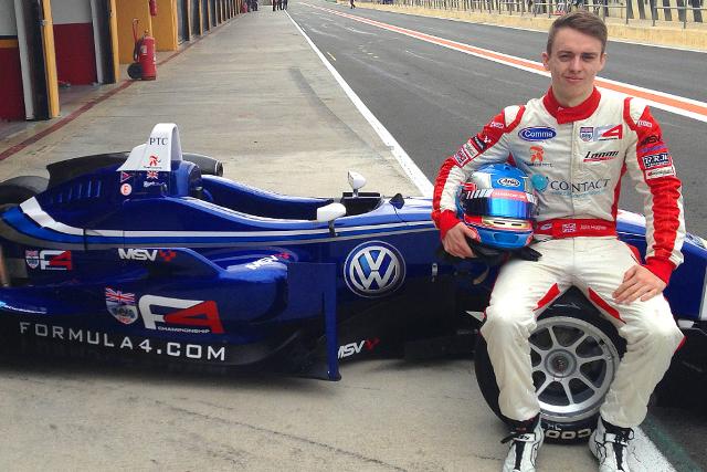 Jake Hughes - F3 Carlin