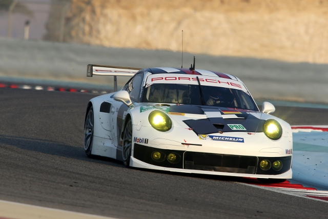 Porsche North America will run two 2014 911 RSR in the TUDOR Championship (Credit: Porsche North America)