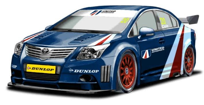 United Autosports Toyota 2014