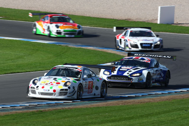Competition winners will help present Motors TV's 2014 British GT coverage (Credit: Jakob Ebrey)