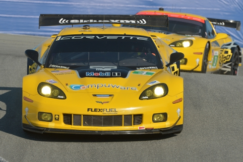 Corvette gave the C6.R the perfect send off (Credit: Dontae Allen)