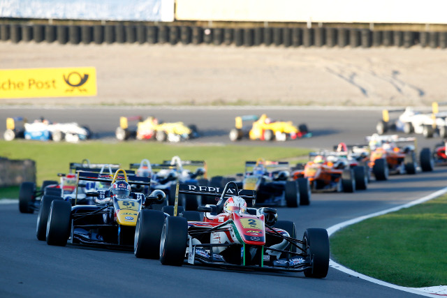 The 2014 European F3 Championship calender mixes old favourites with new venues (Credit: FIA European Formula 3 Championship)
