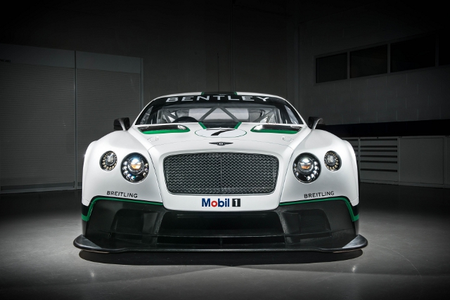 Generation Bentley Racing will bring the Continental GT3 to the UK series (Credit: David Appleby Engineering)