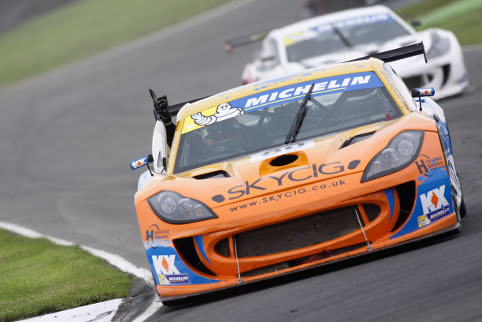 Tom Ingram's GT Supercup title was the jewel in JHR's already sparkling 2013 (Credit: Jakob Ebrey Photography)