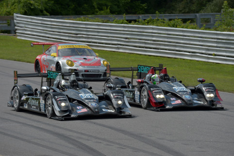 Scott Tucker was a regular in both in Level 5 cars on his way to the P2 title (Credit: Dontae Allen)