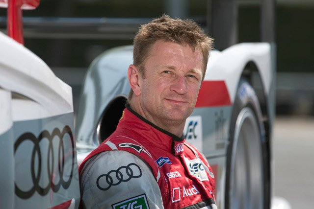 McNish has been part of Audi's LMP program since 2000 (Credit: Audi Motorsport)
