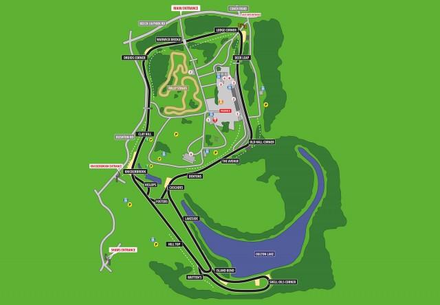 oulton park layout 2014
