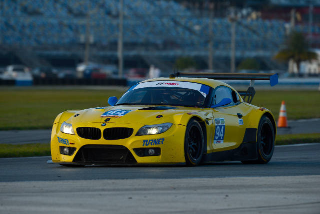 Turner Motorsports will use BMW Z4 GT3 in their TUDOR Championship campaign (Credit: Mike Lovecchio)
