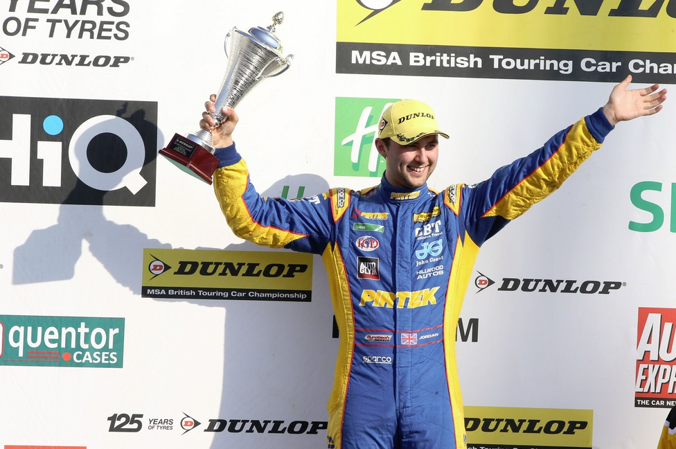 Andy Jordan 2013 podium