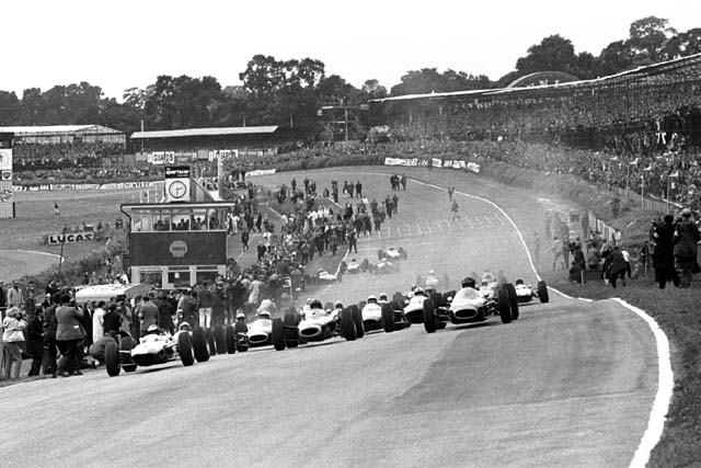 Brands Hatch will celebrate the 50th anniversary of its first Grand Prix (Credit: sutton-images.com)