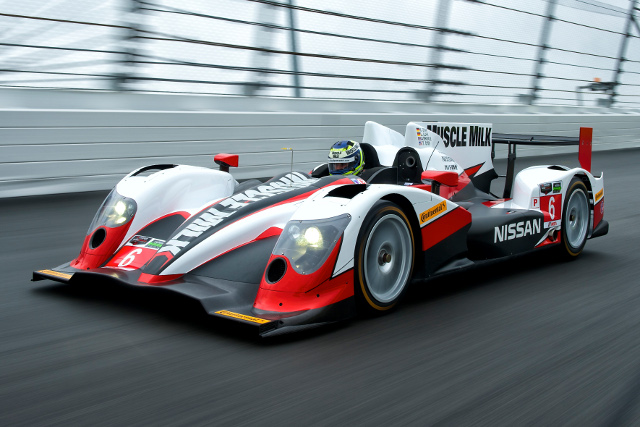 Muscle Milk Pickett Racing will run a Oreca-Nissan in the 2014 season (Credit: Nissan)