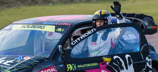 Solberg Is Hoping For Lots Of Success To Celebrate In 2014 - Credit: Matt Bristow