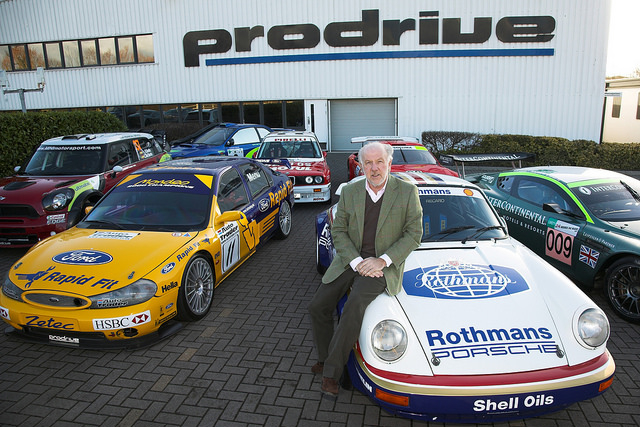 Prodrive Collection Moves To Donington Museum Other