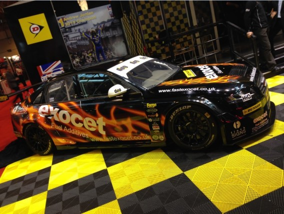 Rob Austin Audi 2014 BTCC asI