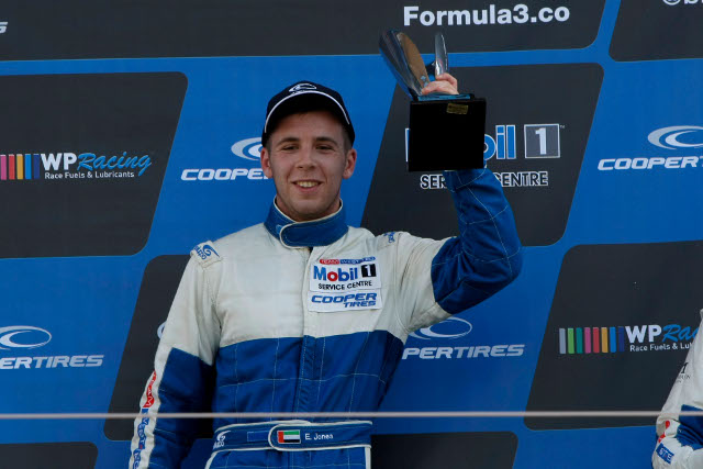Ed Jones gets a prized drive with Carlin for 2014 (Credit: Jakob Ebrey Photography)