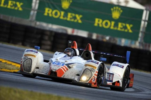 Spin and win: CORE Autosport rebounded from a lap one incident (Courtesy of IMSA)
