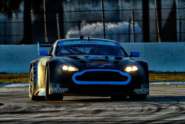 Lockie will drive one of TRG-AMR's GT3 Vantages (Credit: Mike Lovecchio)